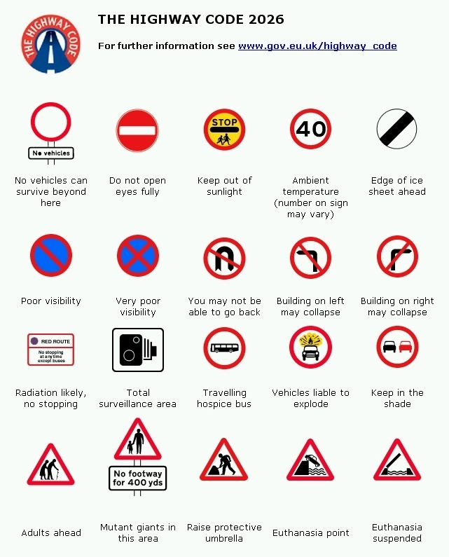 all road signs and meanings best car specs models